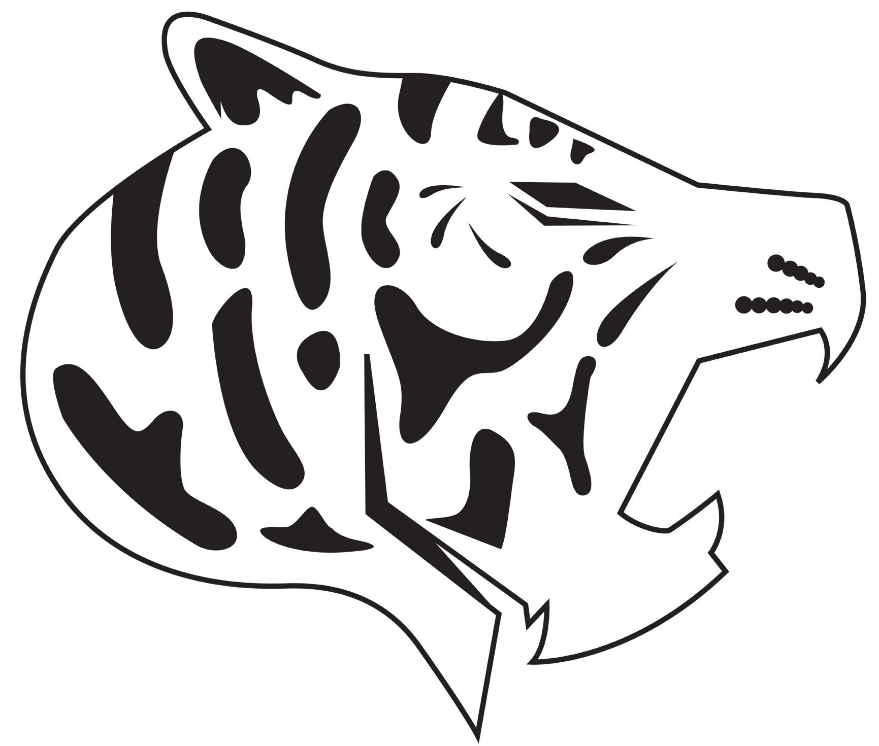 White Tiger Logo The v...